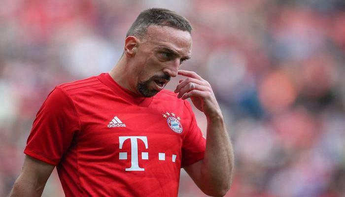 Transferde son dakika... Franck Ribery Galatasaray'a haber gönderdi