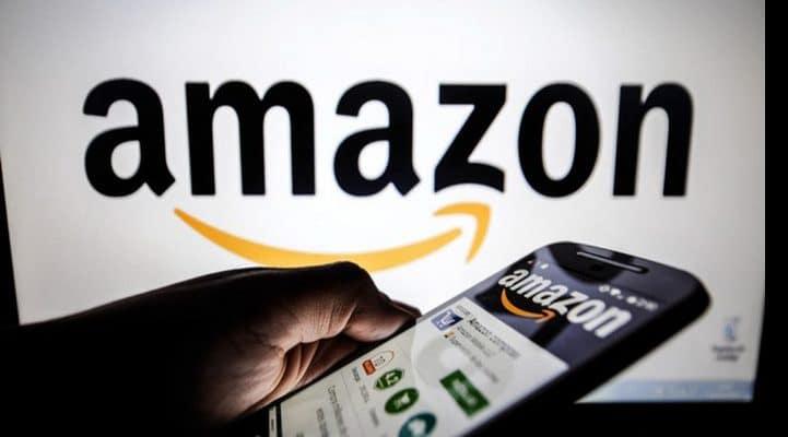 Amazon создаст кассовый терминал для оплаты покупок с помощью отпечатка ладони