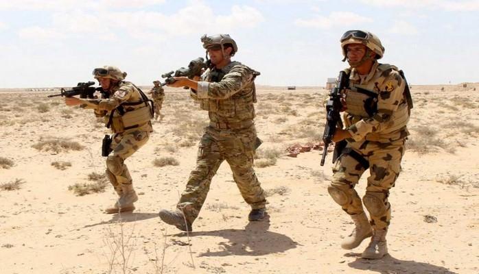 В Египте стартуют международные военные учения с участием США