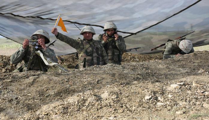 Azərbaycan Ordusunun Naxçıvanda təlim toplantısı - FOTO