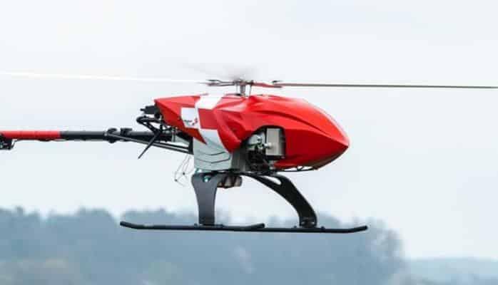 İtmiş insanları tapan dron hazırlanıb