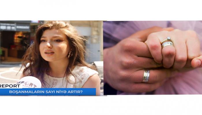 Boşanmaların sayı niyə artır?