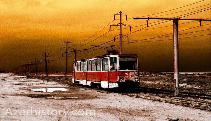 1959-2003: История трамваев в Сумгаите (29 ФОТО)