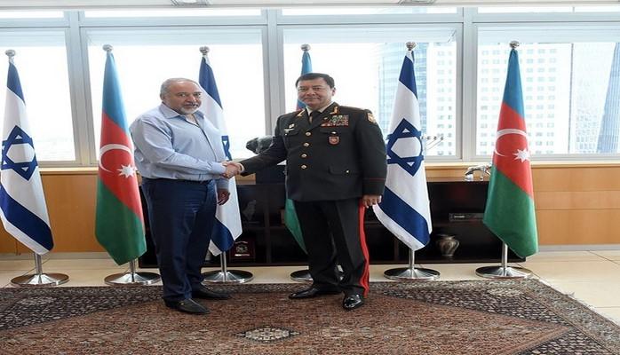 Обсуждены вопросы военно-технического сотрудничества между Азербайджаном и Израилем
