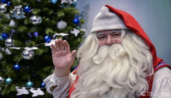 Santa Klaus Putinlə Trampa sürpriz edəcək