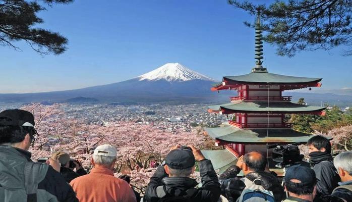 Япония планирует в 2020 году ввести электронную систему получения туристических виз