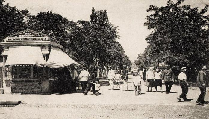 История садов и парков Баку