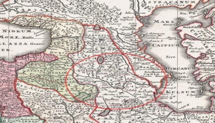 1832-ci ildə Qarabağ əhalisi İngiltərə mənbələrində