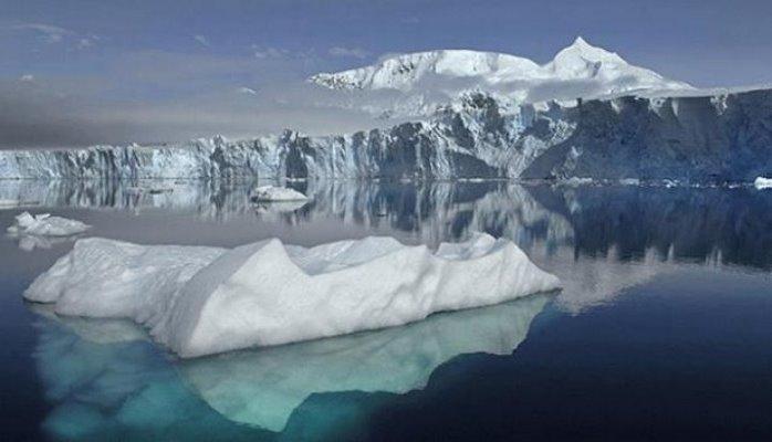 Antarktikada gizli dağ və vadilər aşkarlanıb