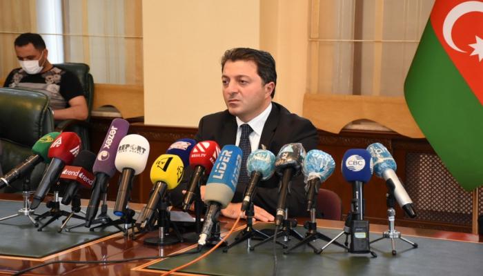 Глава азербайджанской общины Карабаха сделал предупреждение армянам