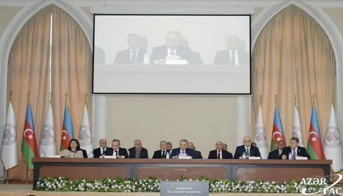 Проводится общее собрание НАНА