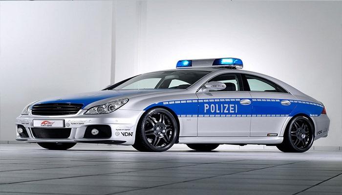 Ən bahalı polis avtomobilləri