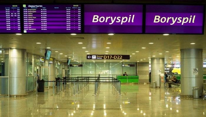 Kiyev aeroportunda Tehranda təyyarə qəzasının qurbanlarına abidə qoyulub