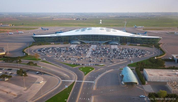 Международный аэропорт Гейдар Алиев проводит работу по привлечению крупных пассажирских авиаперевозчиков