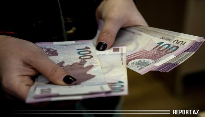 190 manatı alacaq şəxslərin siyahısı banklara göndərilib