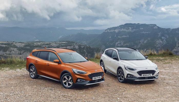 В семействе Ford Focus появился вседорожный универсал