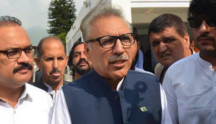 Pakistan prezidenti Azərbaycana dəvət edildi