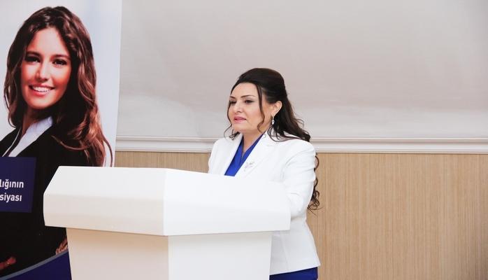 Gəncədə Azərbaycanda Qadın Sahibkarlığının İnkişafı Assosiasiyasının təqdimatı keçirilib