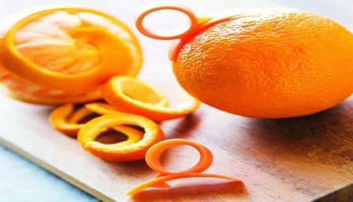 Апельсиновые корки могут стать хорошим средством против атеросклероза.
