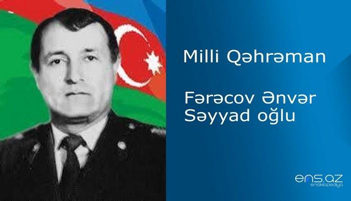 Ənvər Fərəcov Səyyad oğlu
