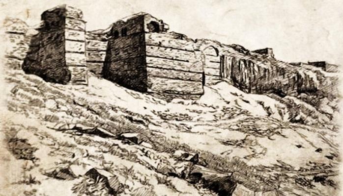 О захвате иреванской крепости османским пашой в 1533-1534 гг.