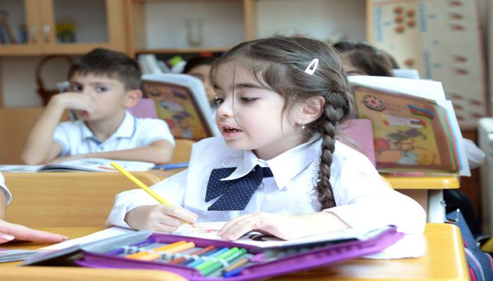 Минобразования Азербайджана о форме обучения учащихся начальных классов