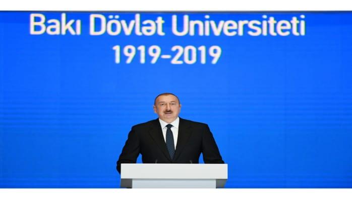 Президент Ильхам Алиев: Гейдар Алиев сохранил, защитил, укрепил независимость и вывел нас на правильный путь