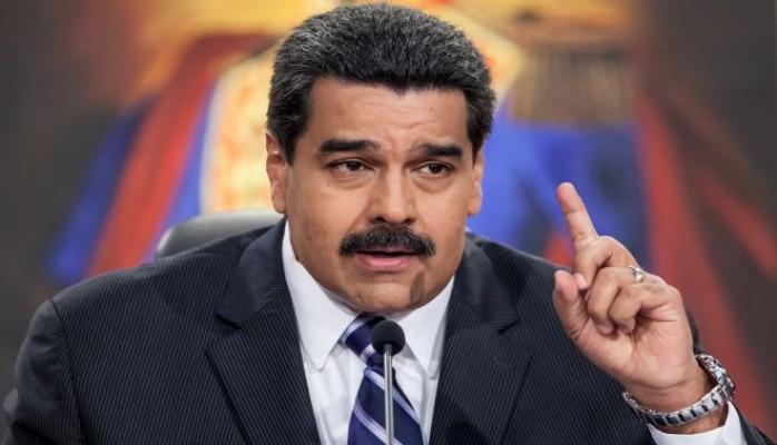 Мадуро объявил президента Колумбии врагом Венесуэлы