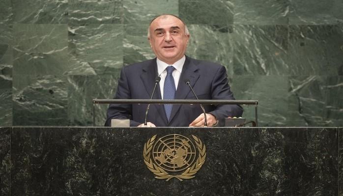 Глава МИД Азербайджана призвал поддержать кандидатуру Баку для проведения ЭКСПО 2025