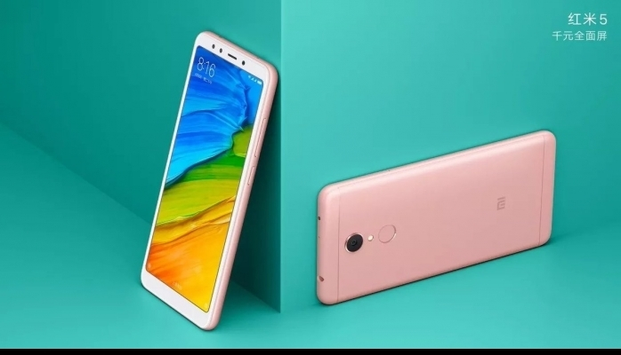 Xiaomi Redmi 5 və Redmi 5 Plus smartfonları təqdim edilib