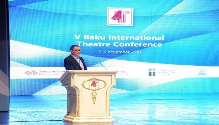 В Баку может открыться летняя школа ГИТИС и АГУКИ