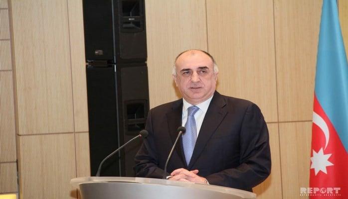 Глава МИД: Устранение последствий военной агрессии Армении против Азербайджана - основной приоритет на 2019 год