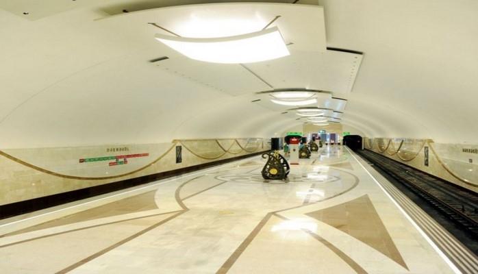 Bu il 134,9 milyon nəfər metrodan istifadə edib