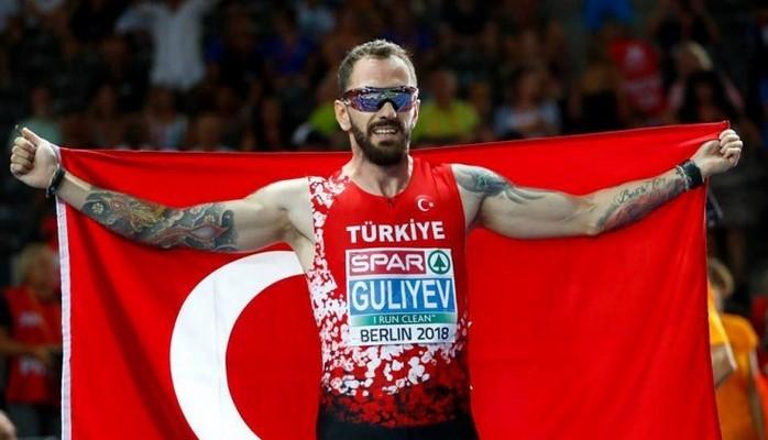 Ramil Quliyev Avropa çempionu oldu