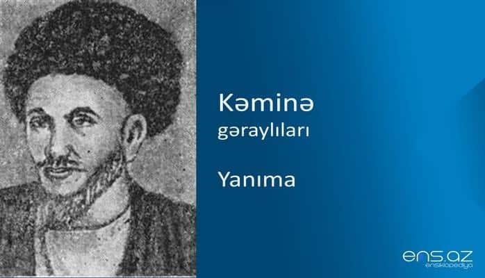 Kəminə - Yanıma