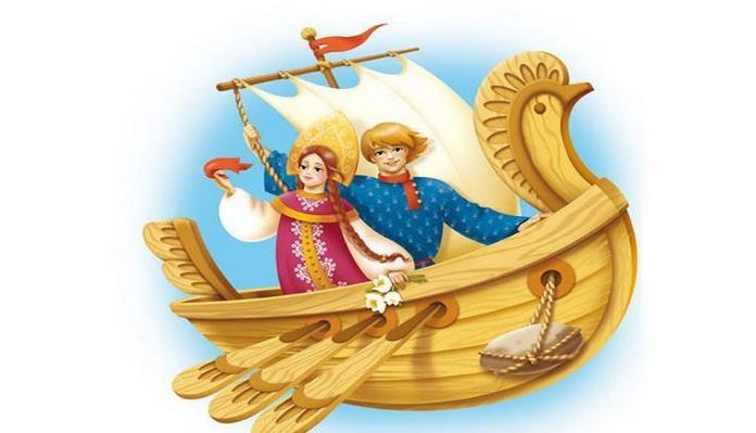 """Бакинские дети увидят """"Летучий корабль"""""""