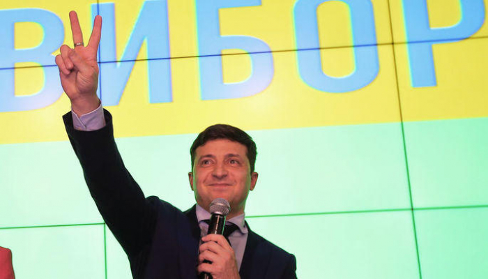 Ukraynada seçkilərin ilk rəsmi nəticələri açıqlandı