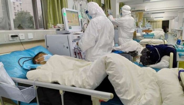 В Ухане открыли второй специальный госпиталь