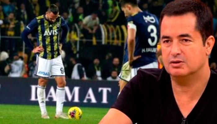 """Acun futbolçuya səsləndi: """"Ən qısa zamanda """"Fənərbağça""""dan get"""""""
