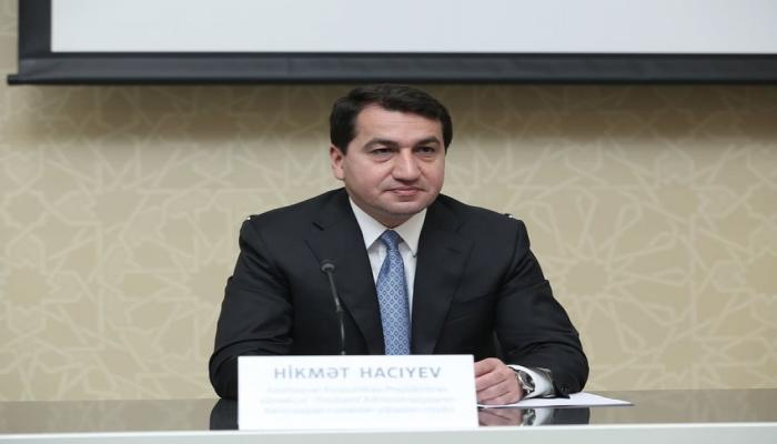Хикмет Гаджиев: По причине карантина не видел своего отца с марта