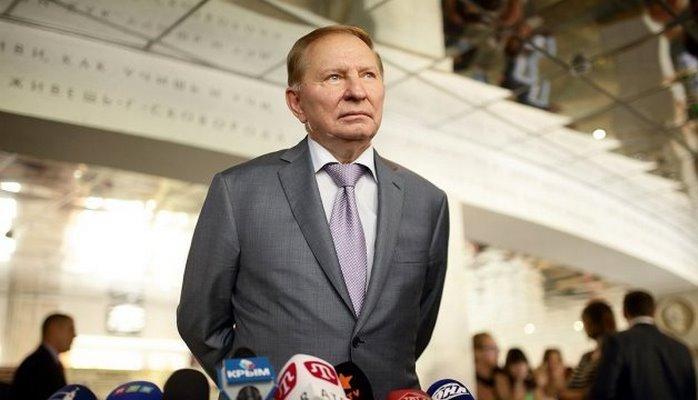 Леонид Кучма поздравил президента Ильхама Алиева