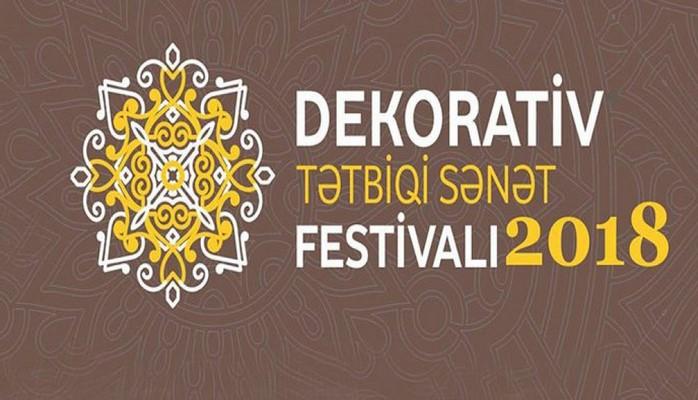 В Баку состоится X Фестиваль декоративно-прикладного искусства