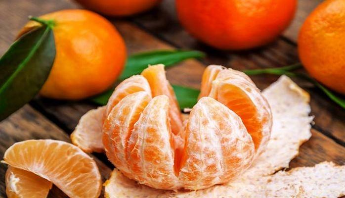 Payızın meyvəsi: Mandarin - Qabığı belə cana dərmandır