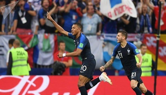 DÇ-2018: Fransa Dünya Çempionu oldu!