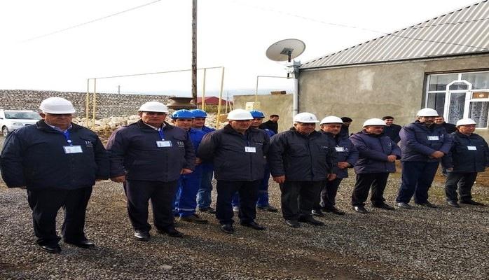 Şəmkirdə 342 fərdi yaşayış evinə qaz verildi