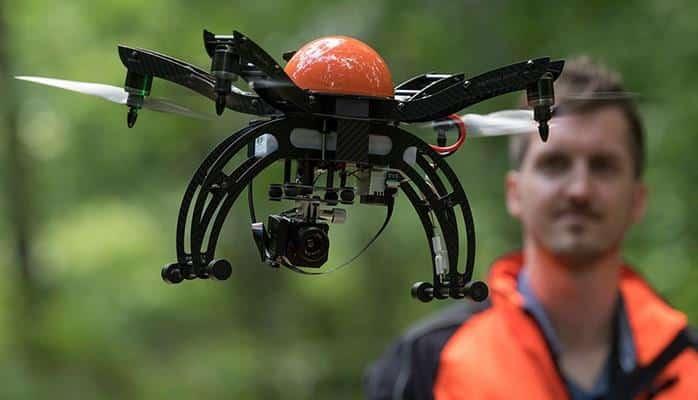 WSJ: Uber задействует дроны для доставки еды в 2021 году