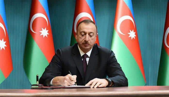 Prezident Gəncəyə yeni icra başçısı təyin etdi
