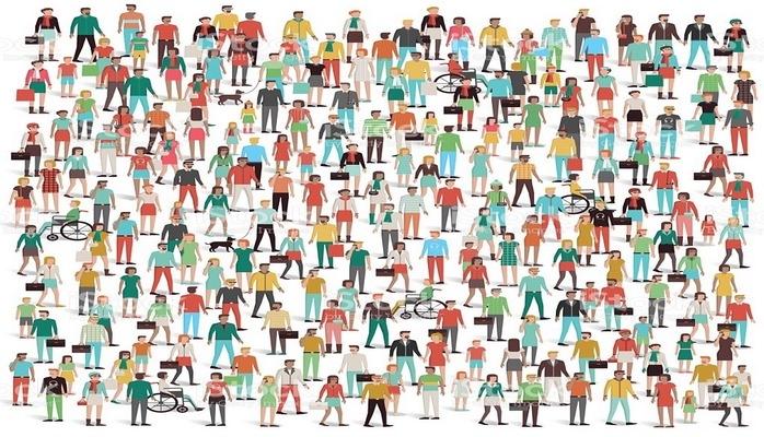 Психология толпы. Лидер в толпе. Механизмы управления толпой.