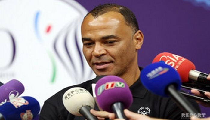 В Баку бразильского двукратного чемпиона объявили послом