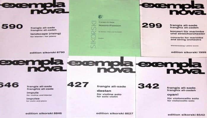 Новые издания произведений Франгиз Ализаде в Европе